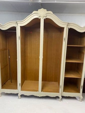 SOLD - Impressive French Wardrobe - JUST IN - b120
